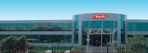 Bry-Air Plant