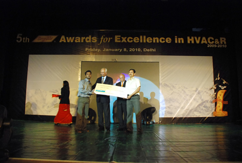 5th Bry-Air Awards for HVAC&R Industry