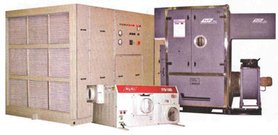 Air-treatment Product Range