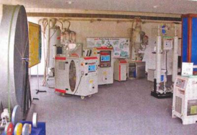 Plastics Drying Product Range