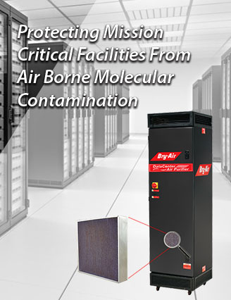Protecting Mission Critical Facilities from Air Borne Molecular Contamination