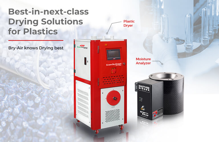 Best-in-next-class Drying Solutions for Plastics
