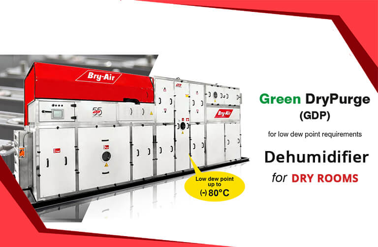 Green Dry Purge Dehumidifiers