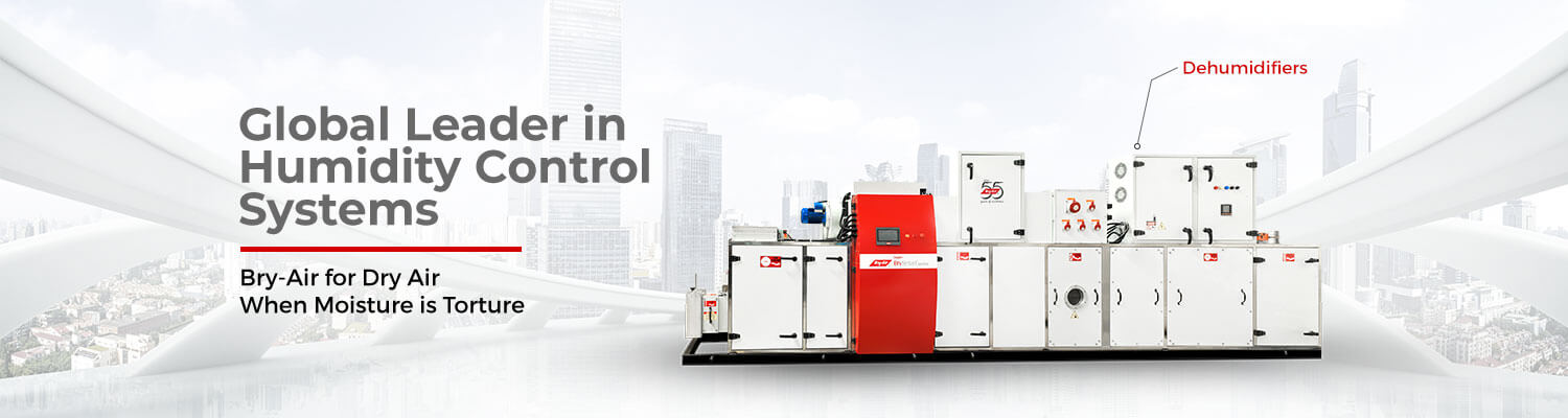 Global Leader in Humidity Control Systems