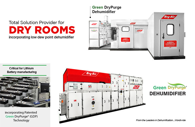 Total Solution provider for Dry Rooms