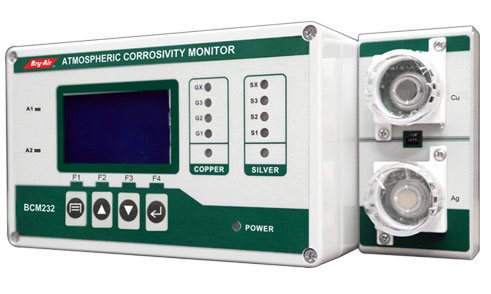 """Atmospheric Corrosivity Monitor for Corrosion monitoring"" />"
