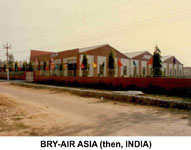 Bry-Air India (now, Asia)