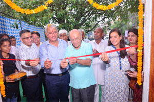 Inauguration of Skill Development Centers