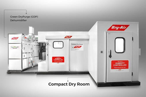 DryRoom GDP - Dehumidifier and Compact Dry Rooms