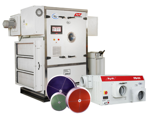 Industrial Desiccant Dehumidifiers