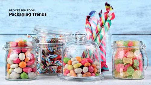 Processed Food Packaging Trends
